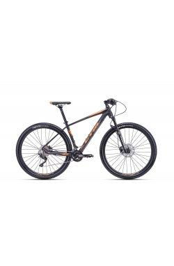 Велосипед CTM Rascal 2.0 (matt black/orange) 2018 года; 20 ростовка