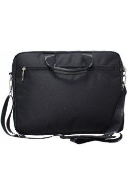 Сумка для ноутбука Bagland Stanford 10 л. Чёрный (0043066)
