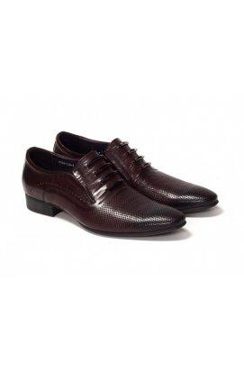 Туфли мужские Carlo Delari 7142336 цвет коричневый