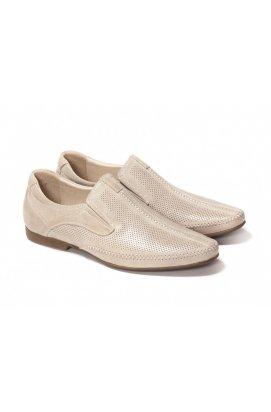 Туфли мужские Carlo Delari 7142323 цвет серый