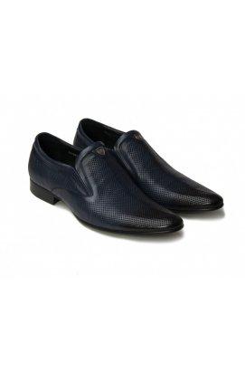 Туфли мужские Carlo Delari 7142161 цвет тёмно-синий