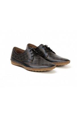 Туфли мужские Roberto Paulo 7142583 цвет коричневый