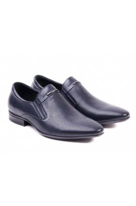 Туфли мужские Clemento 7152606 цвет тёмно-синий