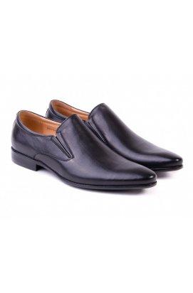 Туфли мужские Carlo Delari 7151405 цвет черный