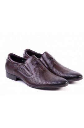 Туфли мужские Carlo Delari 7142334 цвет коричневый