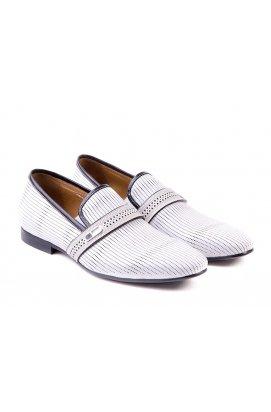 Туфли мужские Roberto Paulo 7142606 цвет белый