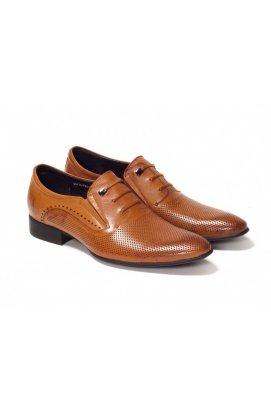 Туфли мужские Carlo Delari 7142328 48 цвет коричневый