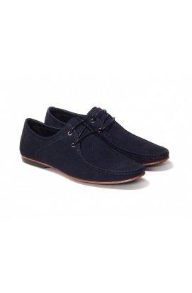 Туфли мужские Clemento 7142693 цвет тёмно-синий