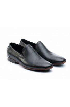 Туфли мужские Carlo Delari 7171057 цвет черный, кожа