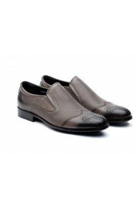Туфли мужские Carlo Delari 7172108 цвет серый