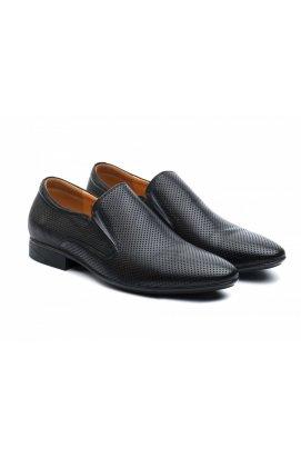 Туфли мужские Carlo Delari 7172202 цвет черный