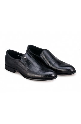Туфли мужские Marco Paolani 7171361 цвет черный, кожа