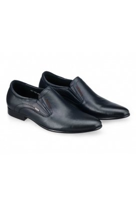 Туфли мужские Carlo Delari 7181142 цвет тёмно-синий