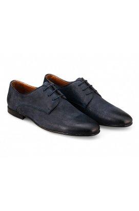 Туфли мужские Carlo Delari 7181206 цвет синий