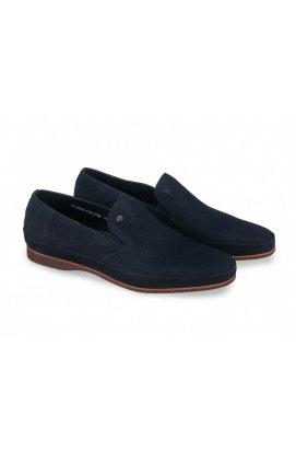 Туфли мужские Clemento 7182309 цвет тёмно-синий