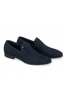 Туфли мужские Clemento 7182312 цвет тёмно-синий