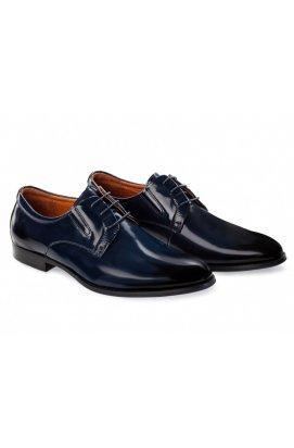 Туфли мужские Carlo Delari 7191091 цвет синий