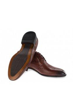 f4ced21be7922f Туфли Clemento 7191306 цвет коричневый Туфли Clemento 7191306 цвет  коричневый