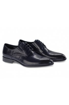 Туфли мужские Clemento 7191309 цвет тёмно-синий