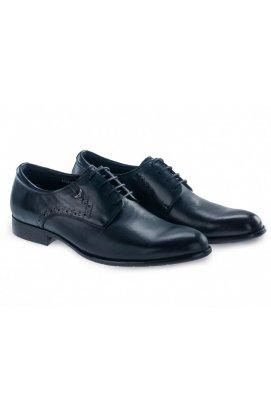 Туфли мужские Carlo Delari 7191039 цвет тёмно-синий