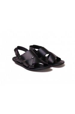 Сандалии Brooman 7142250 цвет черный