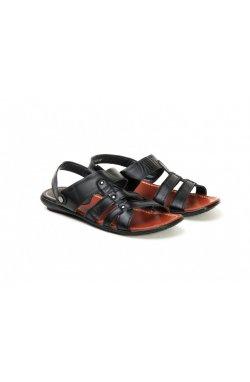 Сандалии Subbero 7142309 цвет черный