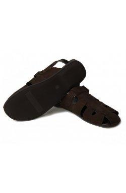 Сандалии Clemento 7142743 цвет коричневый