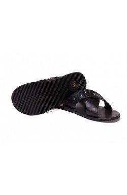 Шлёпанцы Brooman 7142259 цвет черный