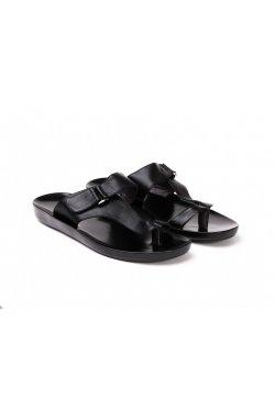 Шлёпанцы Solo 7142996 цвет черный