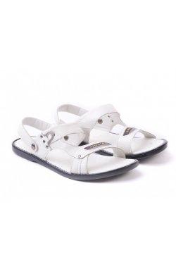 Шлёпанцы Subbero 7142267 цвет белый