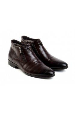 Ботинки Carlo Delari 7164051 цвет коричневый