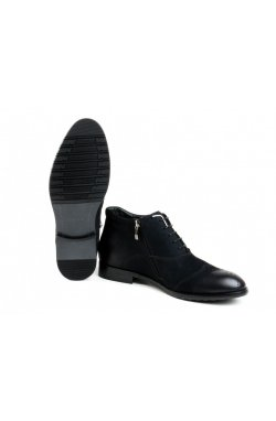 Ботинки Clemento 7164325 цвет тёмно-синий