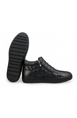 Ботинки комфорт Carlo Delari 7174066 цвет черный