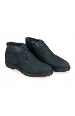 Ботинки Carlo Delari 7174162 цвет тёмно-синий