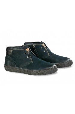 Ботинки Carlo Delari 7184111 цвет тёмно-синий
