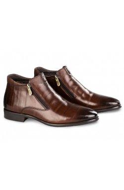Ботинки Carlo Delari 7184118 цвет коричневый
