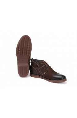 Ботинки Carlo Delari 7144099-Б цвет коричневый