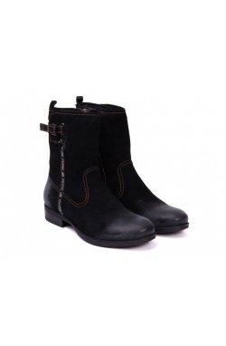Ботинки Roberto Paulo 7124613 цвет черный