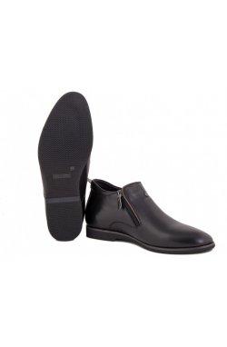 Ботинки Carlo Delari 7154010-Б цвет черный