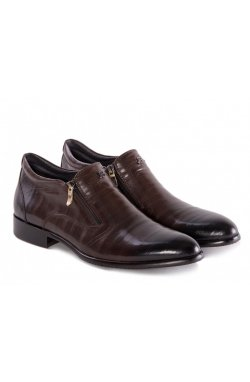 Ботинки Carlo Delari 7154035-Б цвет коричневый