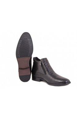 Ботинки Carlo Delari 7154062-Б цвет черный