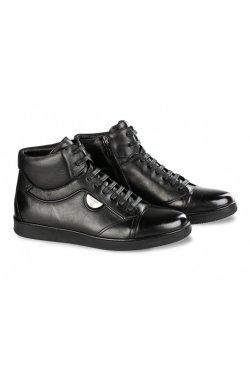Ботинки Carlo Delari 7184105-Б цвет черный
