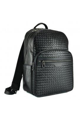 Рюкзак Tiding Bag B3-8601A - Натуральная кожа, черный