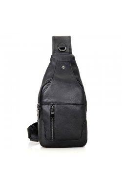 248aa9ae0f0d ... Модный рюкзак 4004A моношлейка из натуральной телячьей кожи John McDee