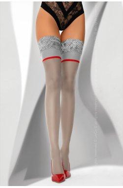 Ligamean Grey 20 den Livia Corsetti Fashion