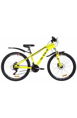"Велосипед 26"" Formula DAKAR DD 2019 (желтый)"