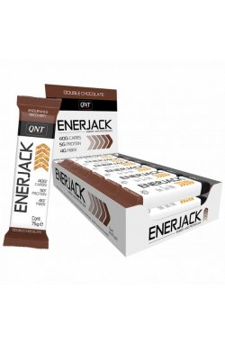QNT_Enerjack Bar 75 г - Double Chocolate
