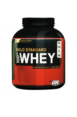 ON Whey Gold 2,268 кг - extreme milk chocolate