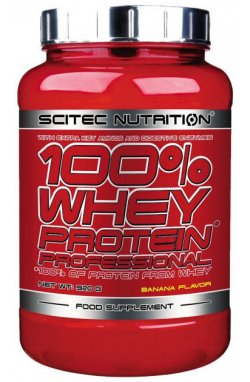 SN 100% Whey Protein Prof 920 г - chocolate peanut butter