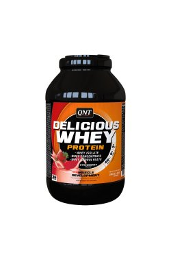QNT_Delicious Whey Protein 2,2 кг - Strawberry